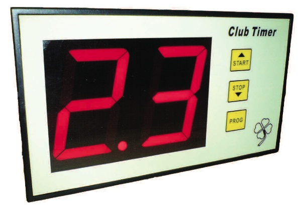 Bridge Club Timer